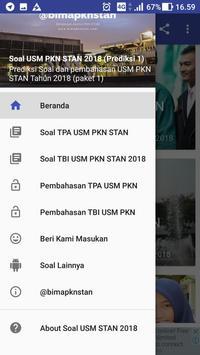Soal Prediksi USM PKN STAN 2018 Sistem CAT poster