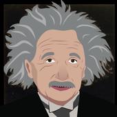 Albert Einstein Wallpaper Quotes icon