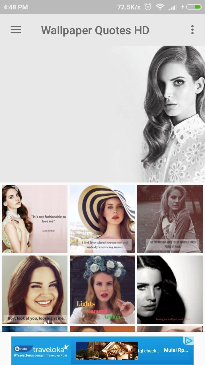 Lana Del Rey Biography And Wallpaper Quotes For Android Apk Download
