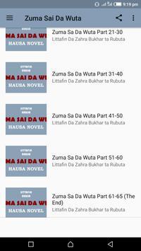 Zuma Sai Da Wuta screenshot 1
