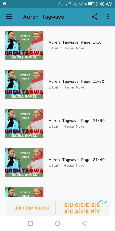 Auren Tagwaye for Android - APK Download