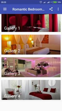Romantic Bedroom Ideas poster