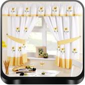 Kitchen Curtains Ideas icon