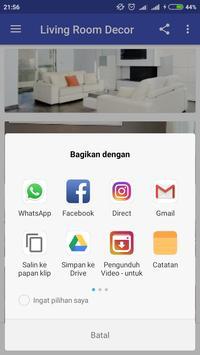 Living Room Decor Ideas apk screenshot