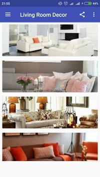 Living Room Decor Ideas poster
