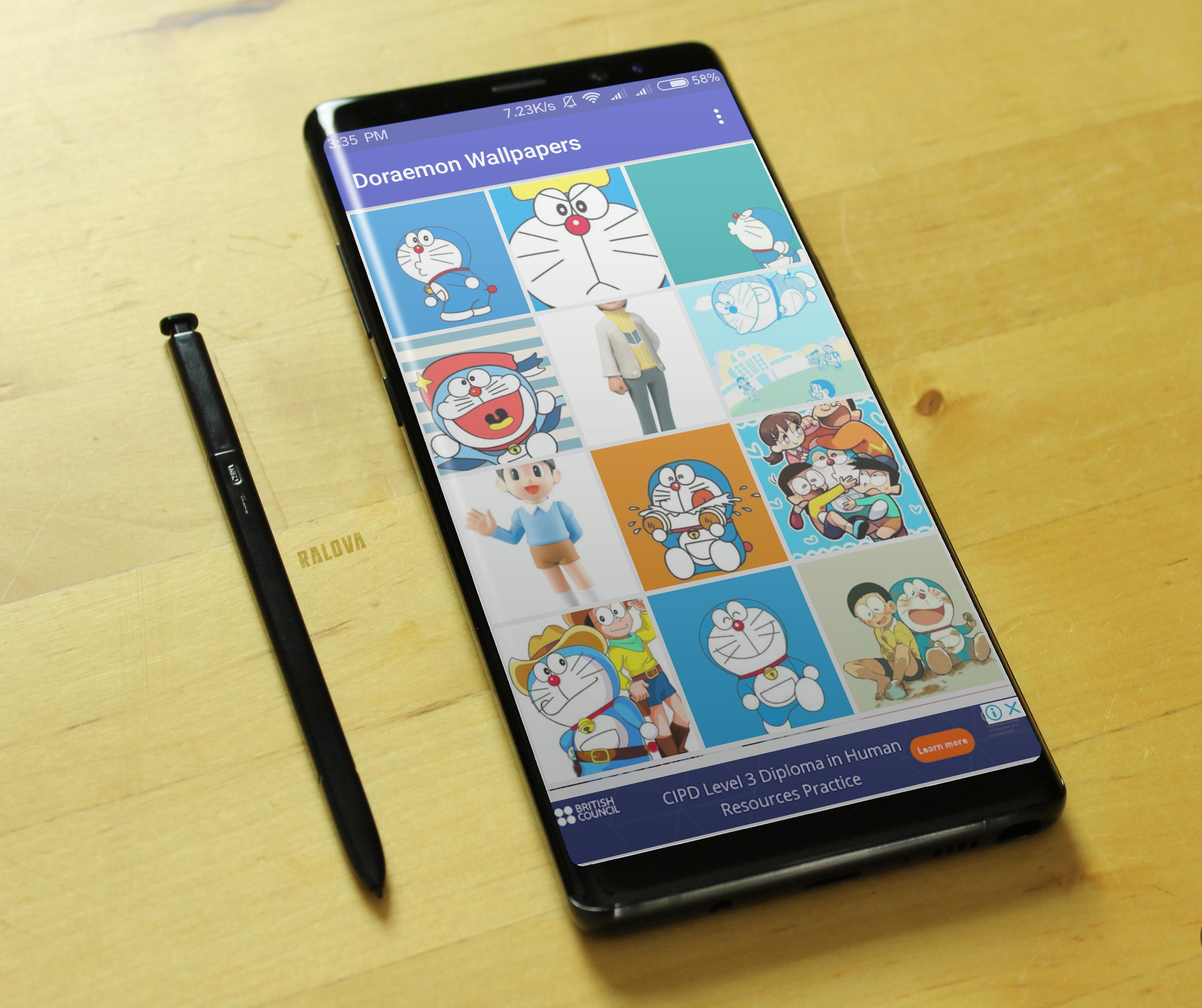Unduh 100 Wallpaper Doraemon Latar Pink HD Paling Keren