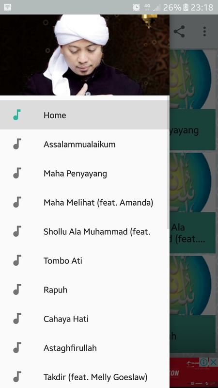 Religi opick full album for android apk download.