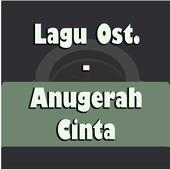 Lagu Ost. Sinetron Anugerah Cinta (Audio Mp3) icon