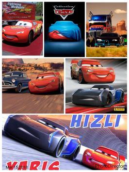 Car 3 Wallpaper poster