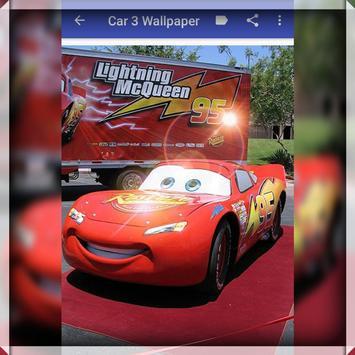 Car 3 Wallpaper screenshot 1