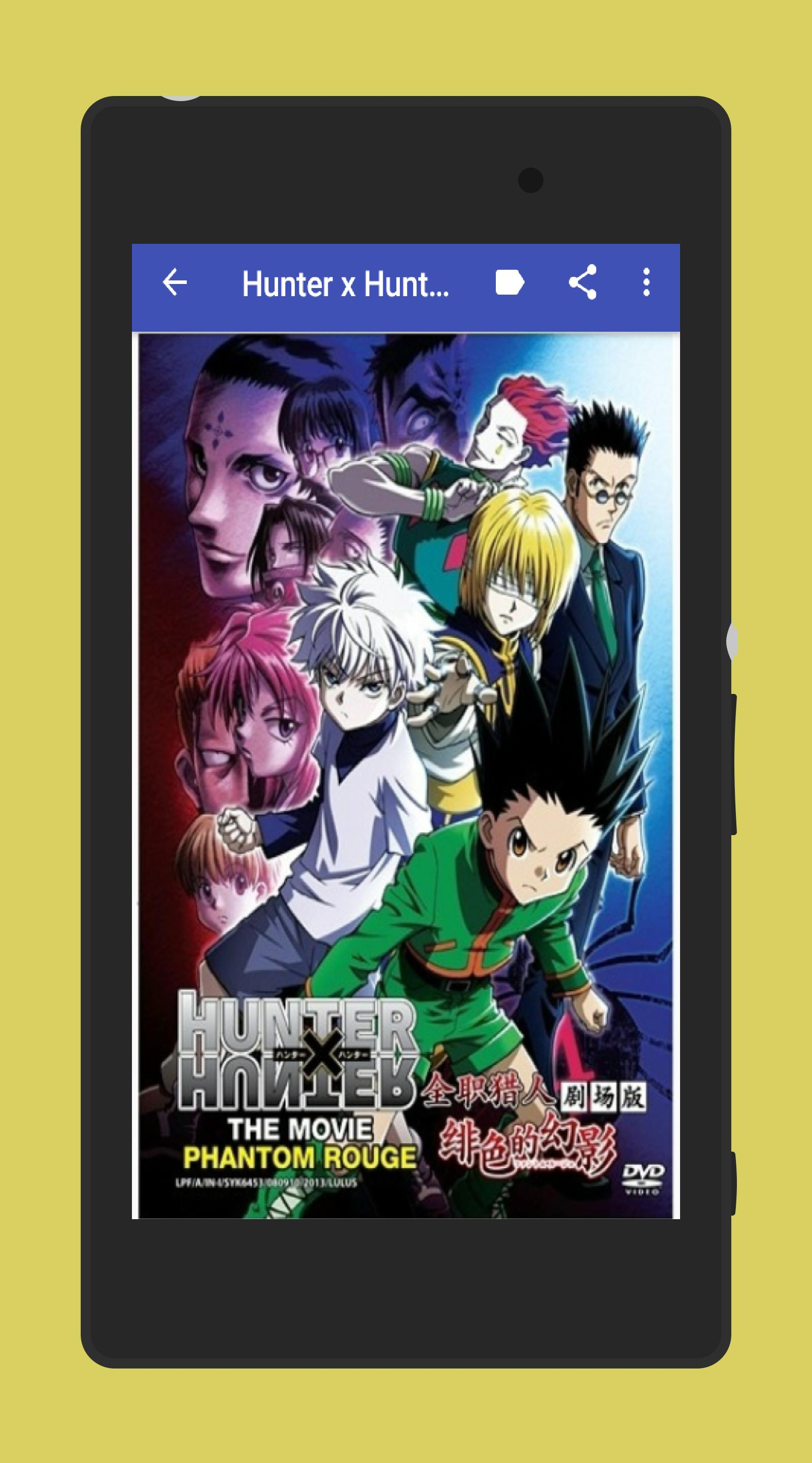 Hunter X Hunter Wallpaper For Android Apk Download