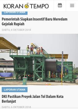 Indonesia Newspapers screenshot 3