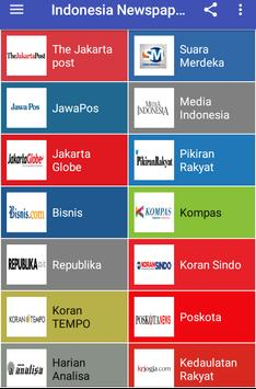 Indonesia Newspapers poster