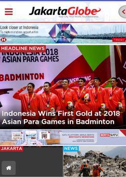 Indonesia Newspapers screenshot 1