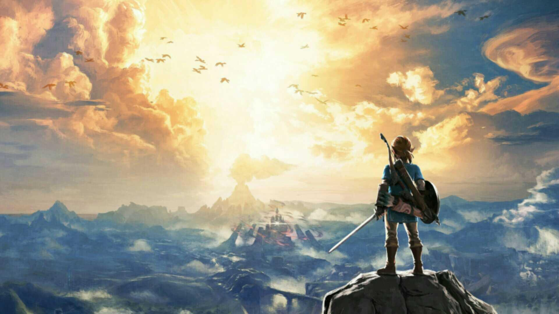 Zelda Hd Wallpaper Legend For Android Apk Download
