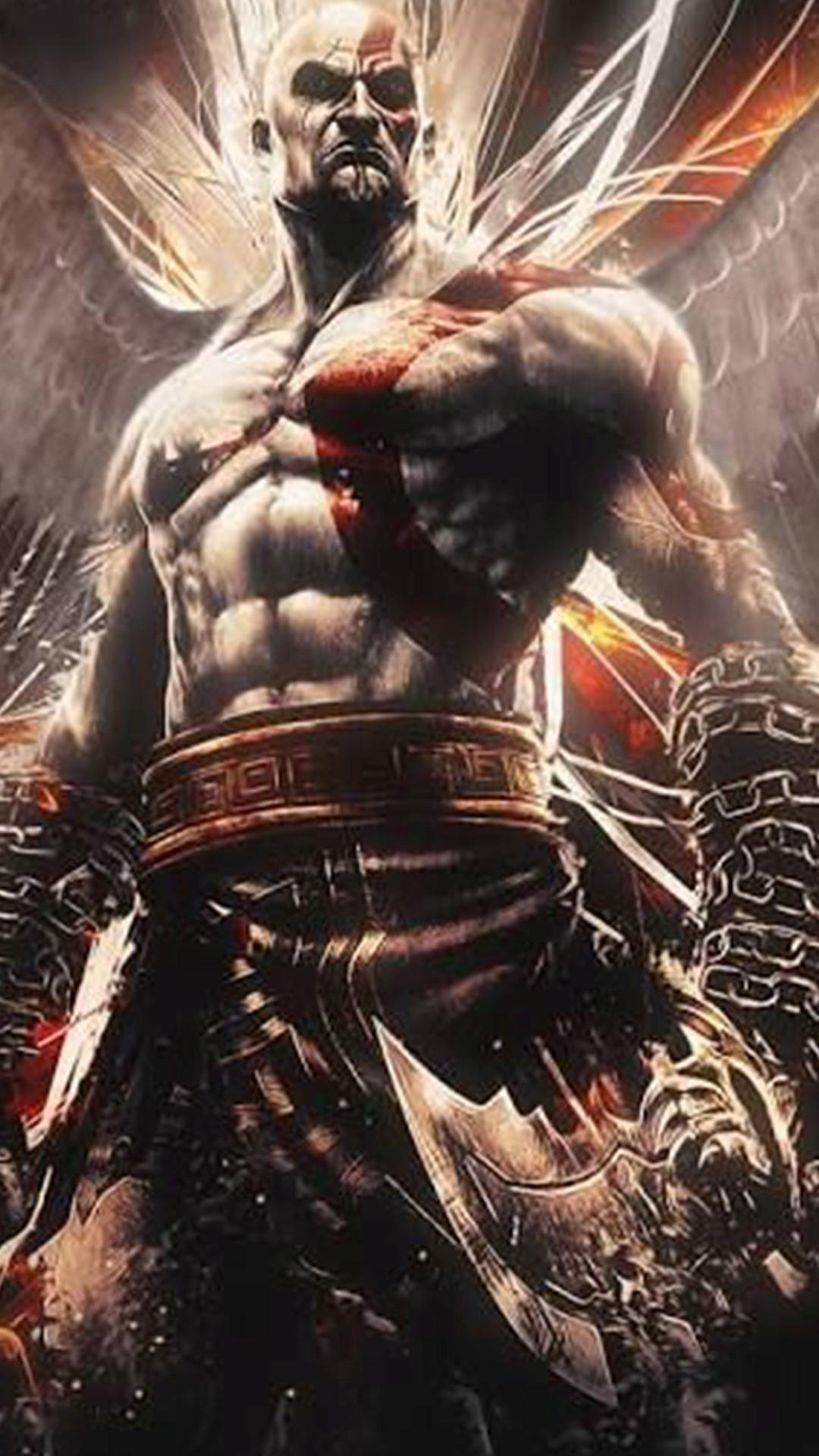 God Of War Kratos Wallpapers Hd For Android Apk Download