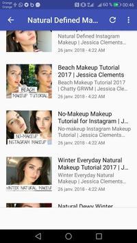 MakeUp Videox screenshot 4