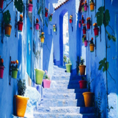Welcome to Chefchaouen icon