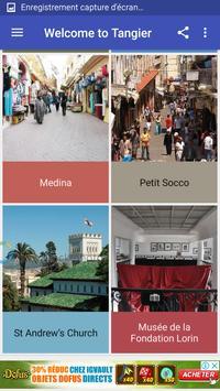 Welcome to Tangier apk screenshot