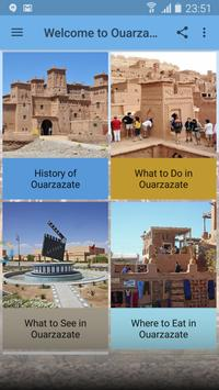 Welcome to Ouarzazate poster