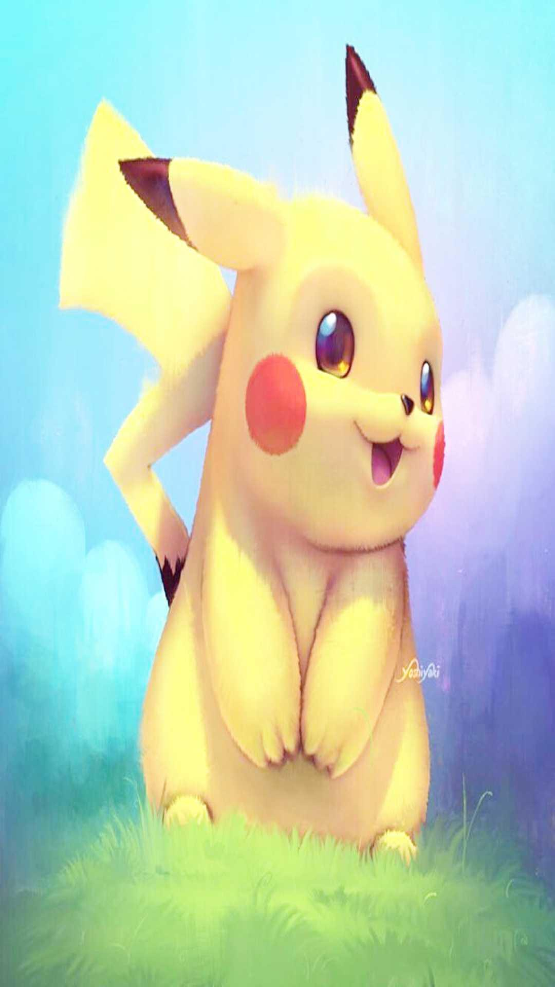 Pikachu Friends Wallpaper Cartoon Full Hd For Android Apk Download