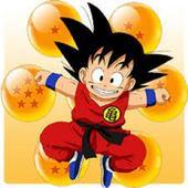 Goku Kid-Dragon Wallpaper HD icon