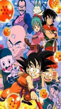 Goku Kid-Dragon Wallpaper HD poster