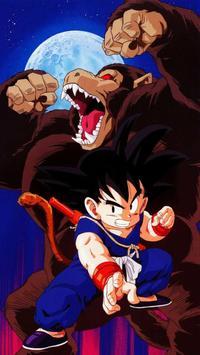 Goku Kid-Dragon Wallpaper HD screenshot 1