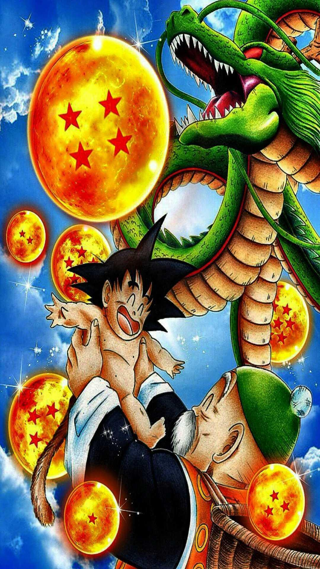 Goku Kid Dragon Wallpaper Hd For Android Apk Download