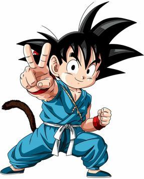 Goku Kid-Dragon Wallpaper HD screenshot 6