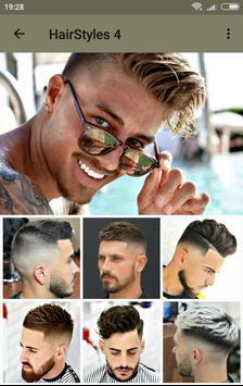 Latest Boys HairStyles 2018 screenshot 1
