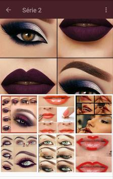 Makeup Tutorials Ideas and Steps 2018 screenshot 4