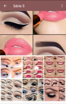 Makeup Tutorials Ideas and Steps 2018 screenshot 5