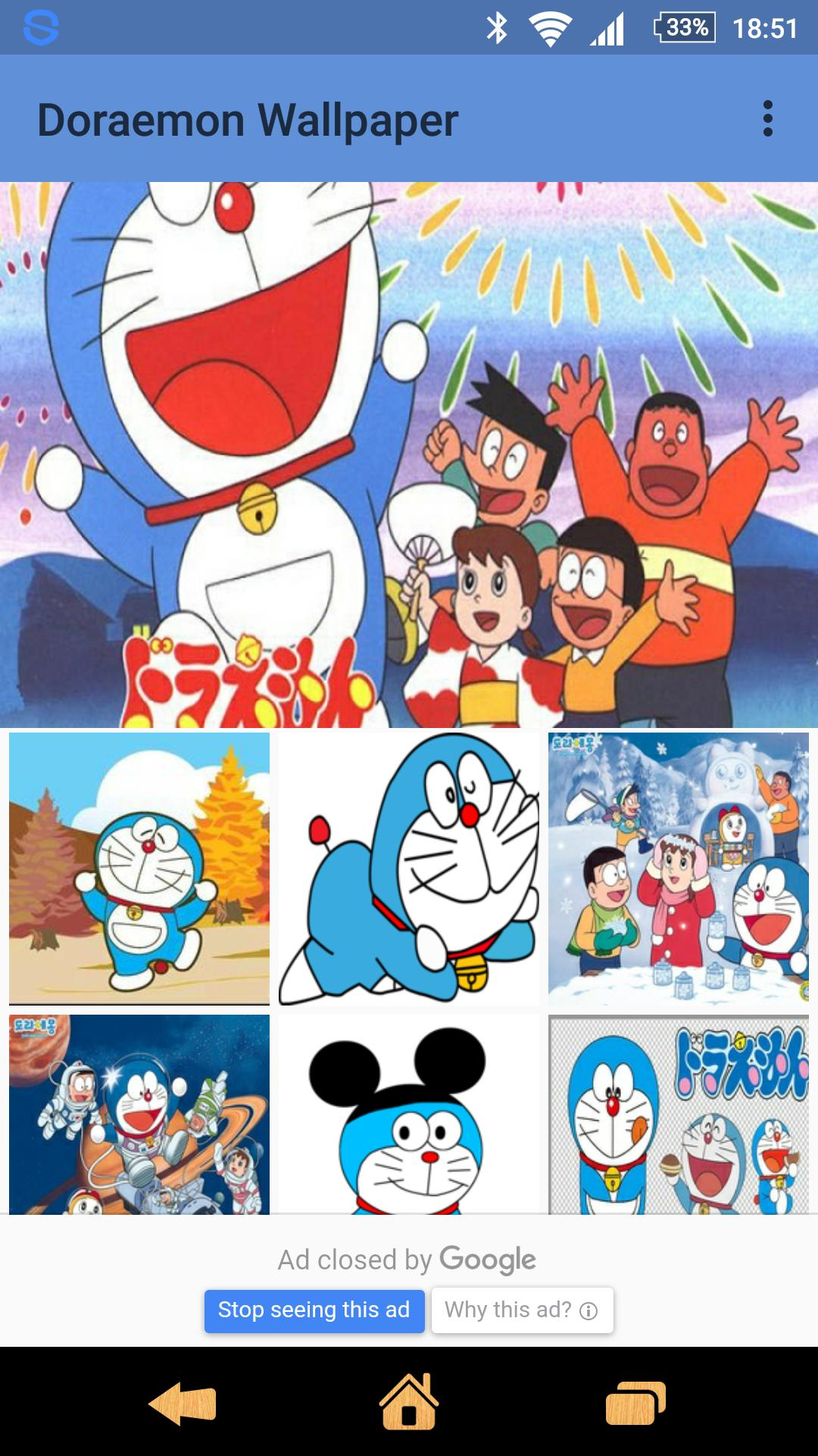 Doraemon Wallpaper Lucu For Android APK Download