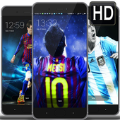 Messi Wallpaper 2018 HD icon