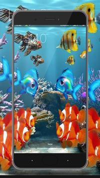 Aquarium  Wallpaperlive apk screenshot