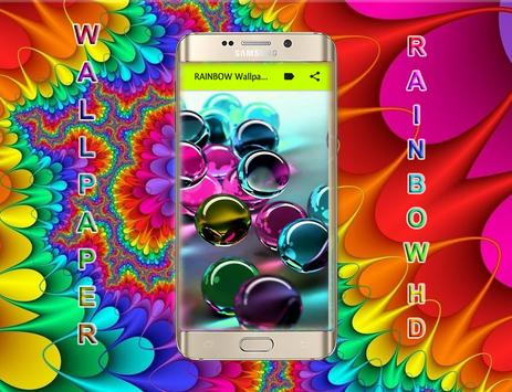 RAINBOW Wallpaper HD 2018 poster
