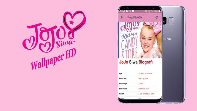 JOJO SIWA WALLPAPER HD 2018 screenshot 3