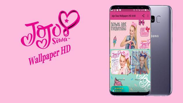 JOJO SIWA WALLPAPER HD 2018 screenshot 1