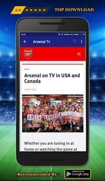 ARSENAL Wallpaper HD 2018 screenshot 5