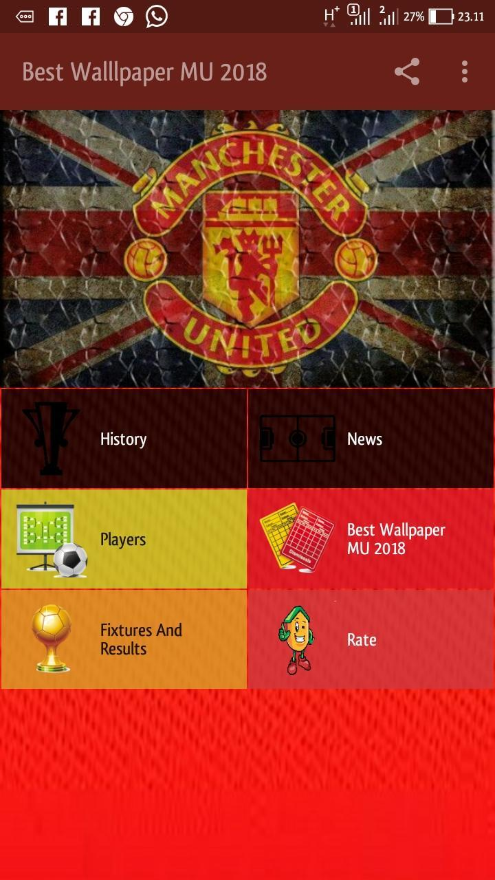 Best Wallpaper Manchester United Hd 2018 For Android Apk