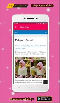 TUTORIAL HIJAB MODERN TERLENGKAP 2018 screenshot 3