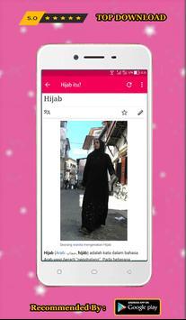 TUTORIAL HIJAB MODERN TERLENGKAP 2018 screenshot 6