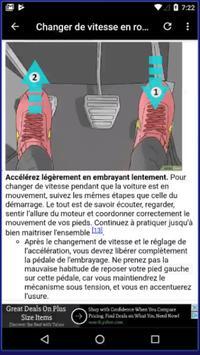 Comment conduire une voiture screenshot 3
