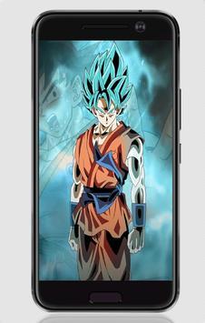 Dragon Goku Wallpaper screenshot 2