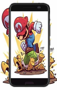 Mario New Wallpapers HD screenshot 3