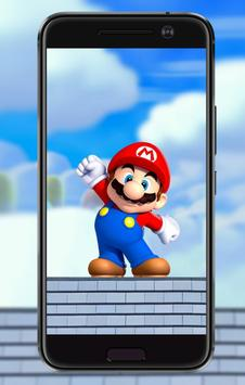 Mario New Wallpapers HD poster