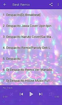 Hot Remix DJ Despacito Full screenshot 1