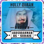 Holy Quran Sheikh Al Sudais Full icon
