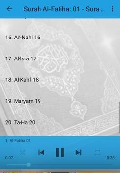 Holy Quran Sheikh Al Sudais Full screenshot 3